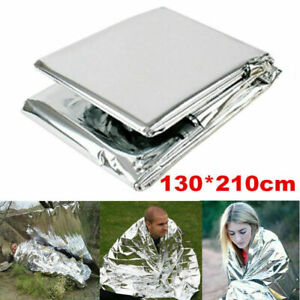 1-Pack-Emergency-BLANKET-Thermal-Survival-Safety-Insulating-Mylar-Heat-84-034-X52-034