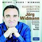 Klarinettenkonzerte von Jörg Widmann (2016)