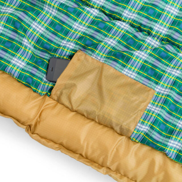 Ozark Trail Env Zero Extra Large Sleeping Bag Blue