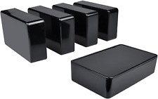 5 Pack Electronic Prototype Abs Plastic Junction Project Box Enclosure