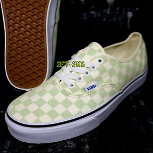 Details about VANS Authentic (Checkerboard) Ambrosia/White Men's Skate  Shoes S8C142.102