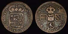 SPANISH NETHERLANDS (FLANDERS) - 1696 Oord (Liard) - Charles II