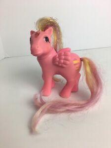 Vintage-My-Little-Pony-G1-Brush-039-n-Grow-Glittering-Gem-Figure-Hasbro-1984-B-2