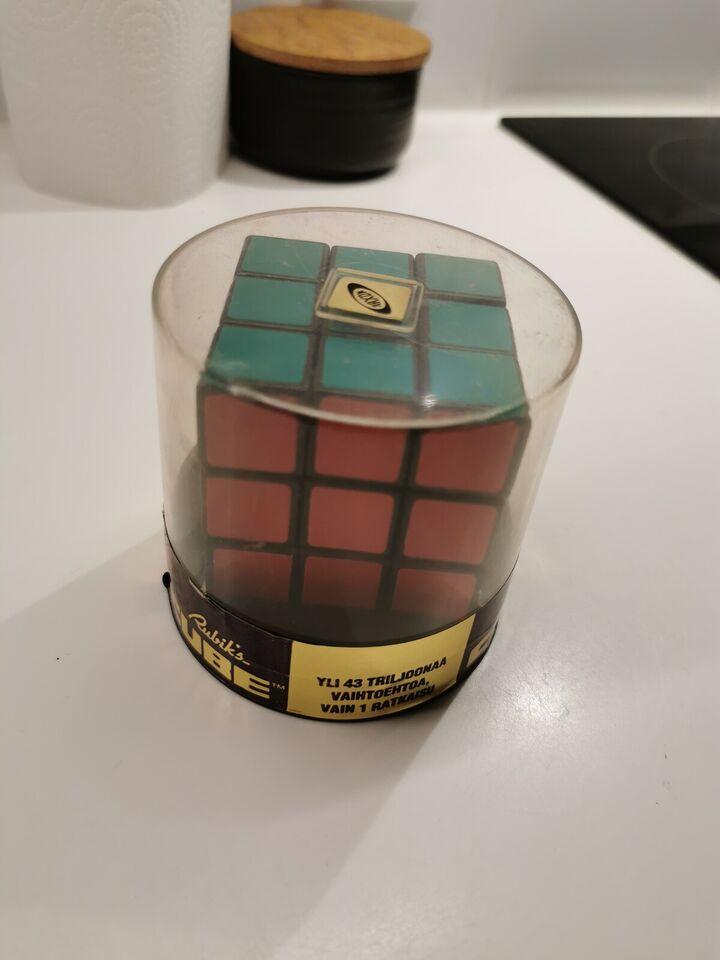 Andre samleobjekter, Rubiks Terning, fra Ideal Toy Corp.