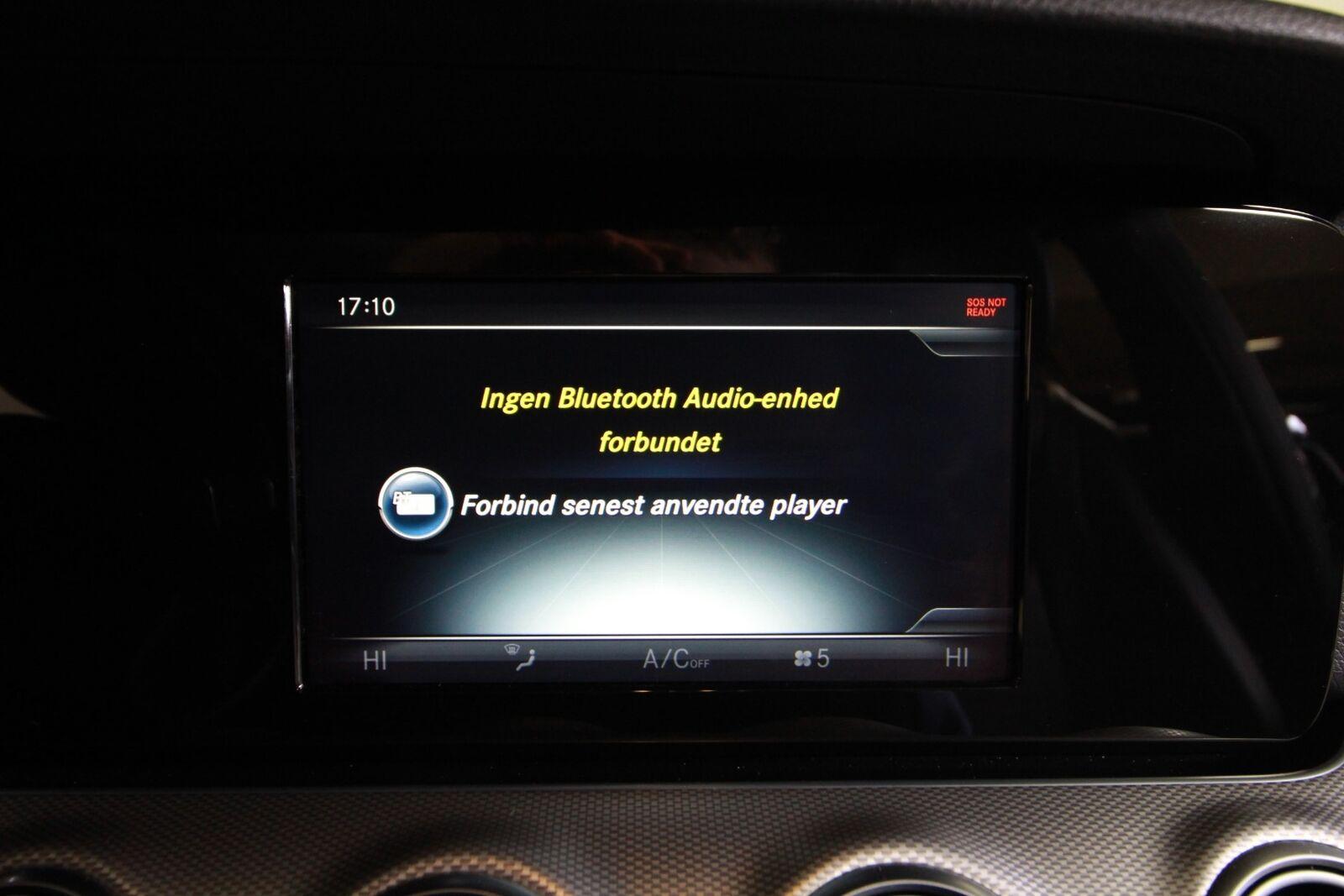 Mercedes E350 d Avantgarde aut.