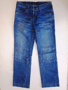 Stonewashed Neu Herren L34 W32 Blau Jeans Ato Hose AIq0AF