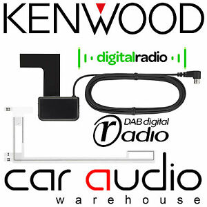 Kenwood-KDC-DAB4551U-Glass-Mount-DAB-Digital-Car-Stereo-Radio-Aerial-Antenna