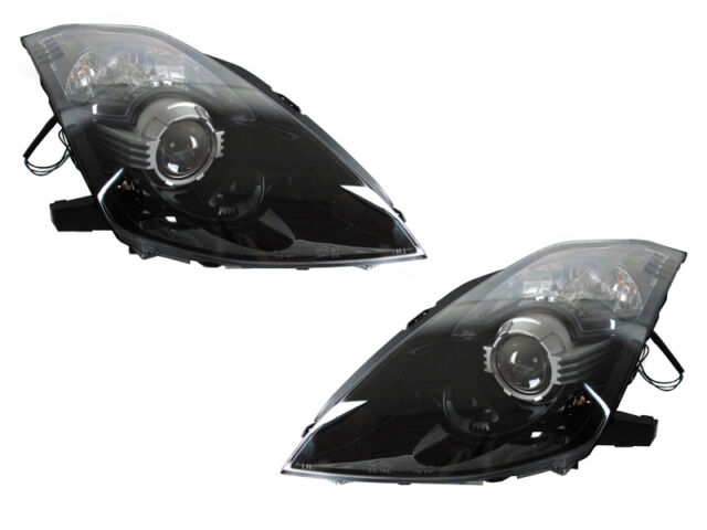 Depo headlights 350z wiring diagrams depo black d2s housing projector headlights for 2003 2009 nissan depo jdm style black d2s housing projector headlights for 2003 2009 nissan 350z depo publicscrutiny Images