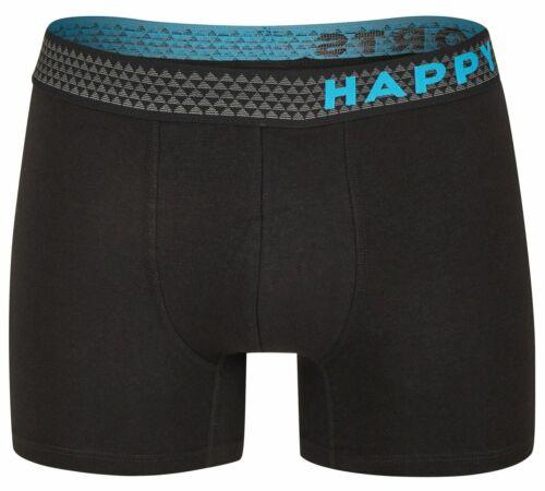 2 Happy Shorts Pants Jersey Trunk Herren Boxershorts Boxer Camouflage Tarnmuster