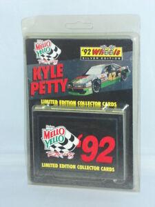 039-92-Wheels-Silver-Edition-Mello-Yello-Kyle-Petty-14-Card-Set