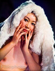 Beautiful model nude hymen