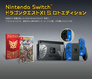 Nintendo-Switch-Dragon-Quest-XI-S-Lotto-Limited-Edition-Console-Square-Enix-Pre