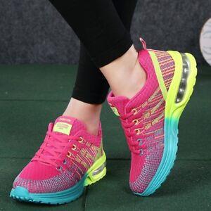 Zapatillas Mujer para Correr Caminar Running Deporte.7