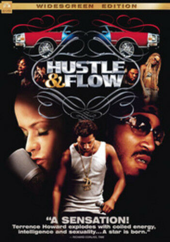 Hustle & Flow [New DVD]