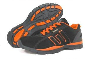 Groundwork-Footwear-Steel-Toe-Cap-Work-Boot-Safety-Jogger-Black