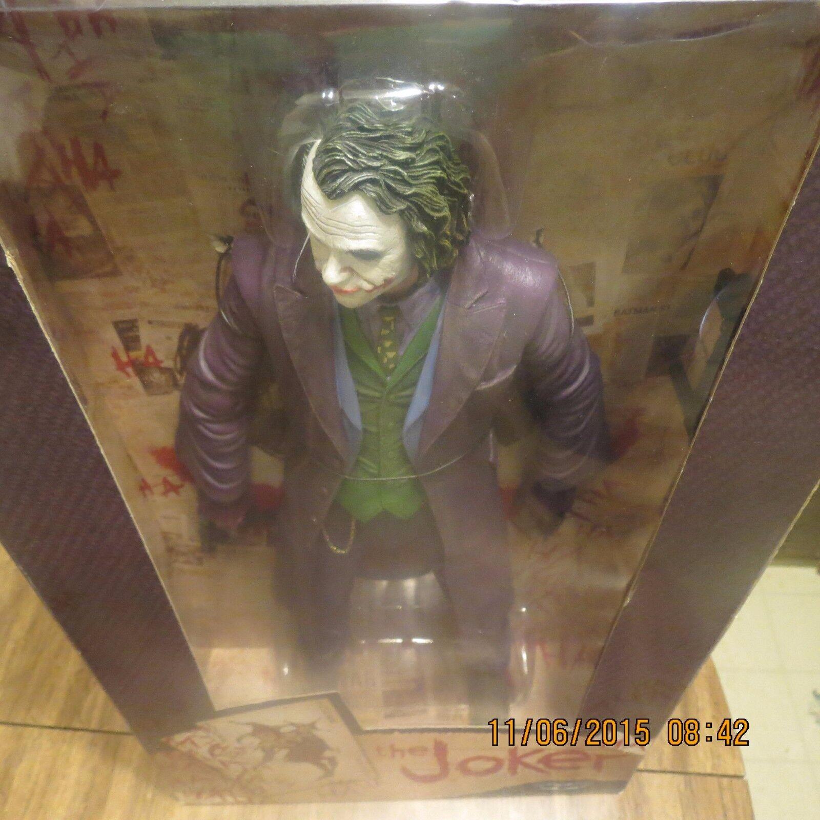 Batuomo Batuomo Batuomo The Dark Knight The Joker azione cifras PVC a86dfe