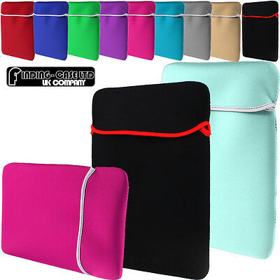 """Sleeve Case Bag Pouch for Apple MacBook Air Pro& Retina 11.6"""" 12"""" 13.3"""" 15.4"""""""
