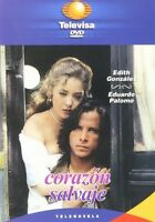Corazon Salvaje (dvd)