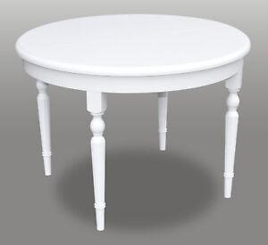 Tisch designklassiker rund  Details zu Esstisch Tisch Esszimmer Wohnzimmer Garnitur Holz Design Tische  Rund Runder Neu