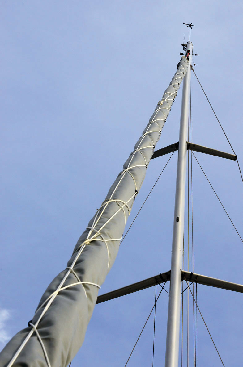 Berichterstattung für Segeln Meter Bugstrahlruder LARGE Länge 14 Meter Segeln Marke 29fd76