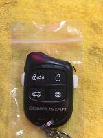 Brand Compustar Replacement Remote, 4 Button 700r, Remote Start Or Alarm