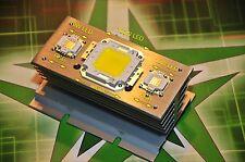 Alu Kühlkörper für 10 - 120 W Watt LED Chip Heat Sink DIY Fluter SMD Flutlicht