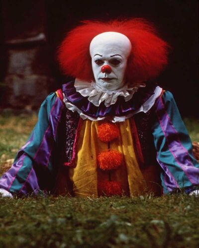 8X10 Pennywise the Dancing Clown GLOSSY PHOTO photograph picture stephen king IT