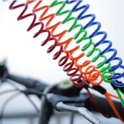 Protection Anti-theft rope Spring Cable locks Alarm Disc lock Disc Brake Bag