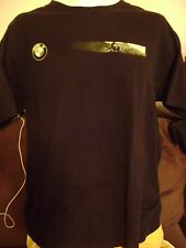 BMW-MOTORCYCLE-T-SHIRT-XL- 2 SIDED. BMW- BIKER SHIRT