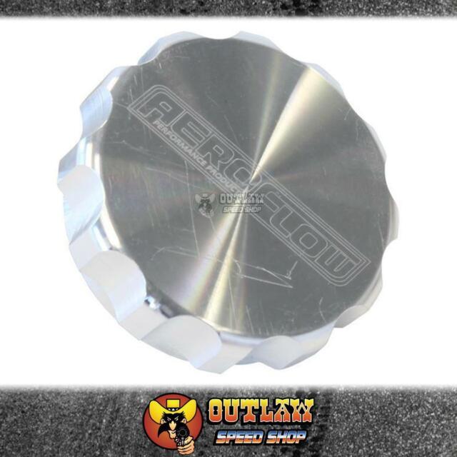 "AEROFLOW REPLACEMENT BILLET CAP SCREW ON 1"" X -16 RAW FINISH - AF59-460-16"