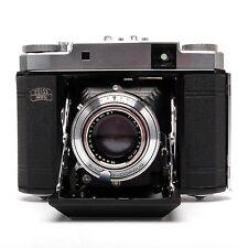 Zeiss Super Ikonta III, 75mm f3.5, Rangefinder Film Camera