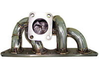 Turbo Manifold For Eclipse Talon Laser 1g 2g Dsm With Td05 Turbo Flange