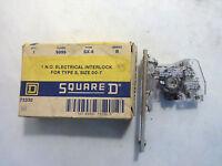 In Box Square D 9999-sxe Electrical Interlock