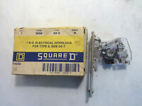 In Box Square D 9999-sxe Electrical Interlock