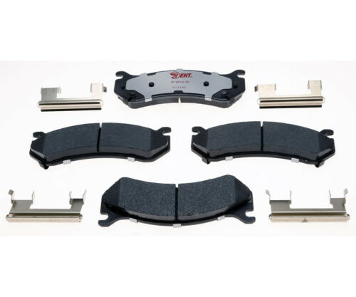 Disc Brake Pad Set-Element3; Hybrid Technology Rear,Front Raybestos EHT785H