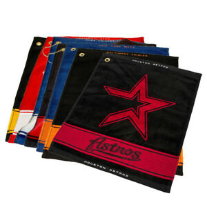 NEW-Team-Golf-Woven-Towel-For-Golf-Bag-Choose-Favorite-Pro-or-College-Team