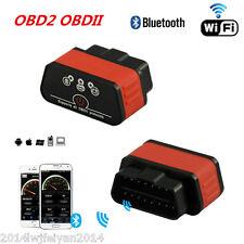 ELM327 OBD2 OBDII KW903 Bluetooth WiFi Auto Car Fault Diagnostic Scanner Tool