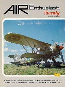 AIR ENTHUSIAST AEQ 86 RCAF CANADA AVRO LANCASTER Mk.10 / HAWKER FURY / MB.326