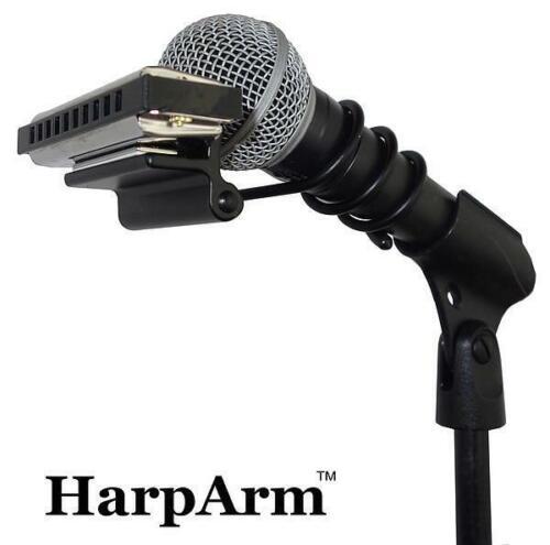 Harp Arm Twist HA-52 Mic Harp Holder magnetischer Mundharmonika Halter