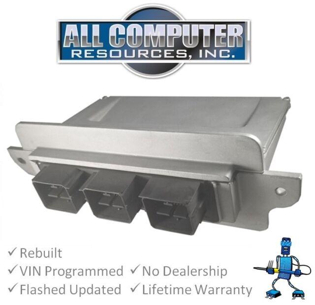 VIN Programmed 09 Ford Explorer 4 0 ECM ECU PCM Computer Module Rfe3