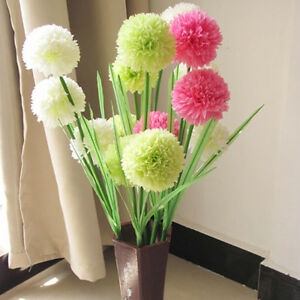 5heads ball beam artificial fake chrysanthemum daisy silk room image is loading 5heads ball beam artificial fake chrysanthemum daisy silk mightylinksfo