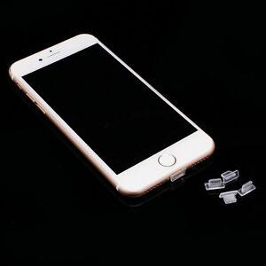 quality design eaf2c 1f585 Details about iphone 7 7 plus 8 X 6 6S 5 5S 5C SE plus dust cap plug cover  for charger port x3