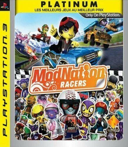 MODNATIONS RACERS    ----- pour PS3  // PLATINUM