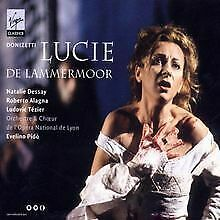Donizetti - Lucie de Lammermoor / Dessay, Alagna, Tézier, ... | CD | Zustand gut