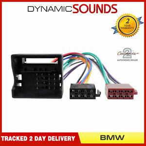Ct20bm02 Car Stereo Radio Wiring Harness Adaptor For Bmw E46 E39 E85 X5 Z4 Mini 5060090050793 Ebay