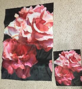 Rich Pink Coneflowers Garden Flag  Top Quality By Flags Galore Double Sided