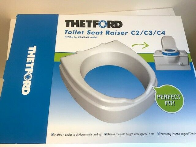 Thetford Fresh Up C 2.3.4 cm Right Toilet Seat Tank with Wheels