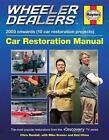 Wheeler Dealers Car Restoration Manual von Chris Randall (2015, Gebundene Ausgabe)