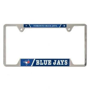 Toronto Blue Jays Metal License Plate Frame (New) Calgary Alberta Preview