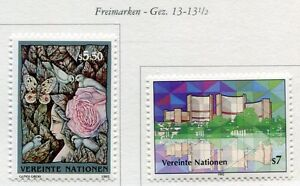 19386-UNITED-NATIONS-Vienna-1992-MNH-Nuovi